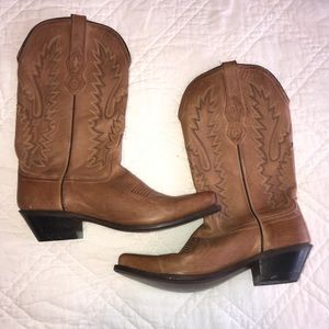 Brand New Old West Boots